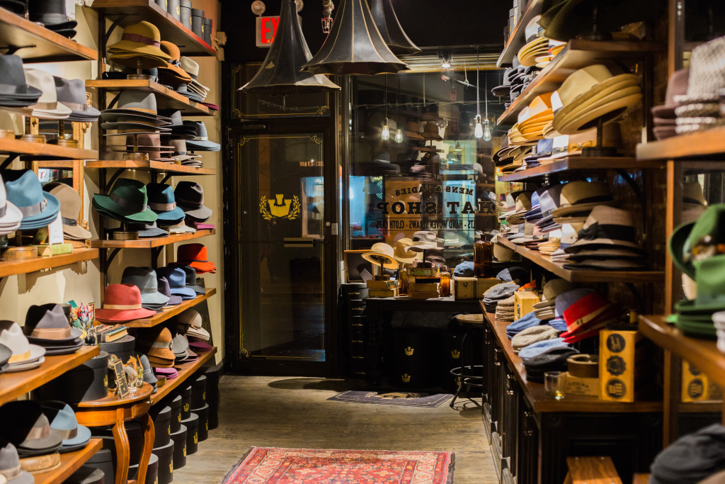 New York Nolita Goorin Bros Store