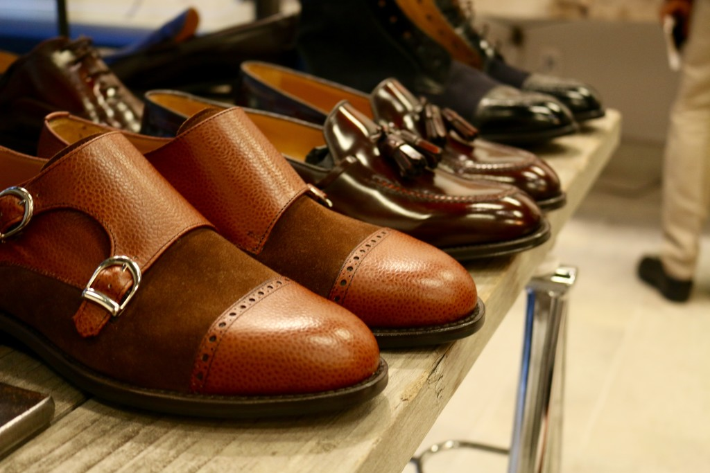 quero shoes monk straps