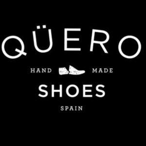 quero shoes logo