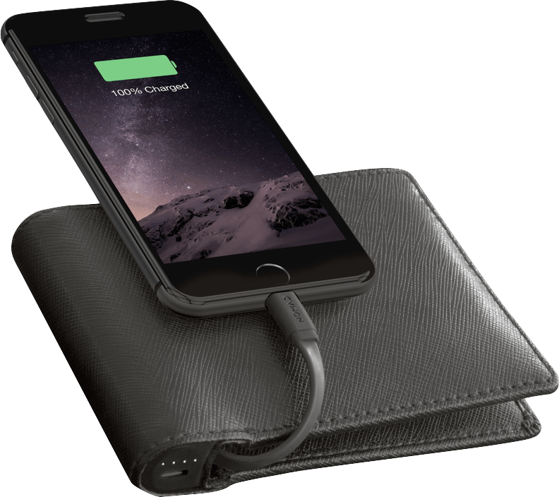 Battery Wallet for iPhone
