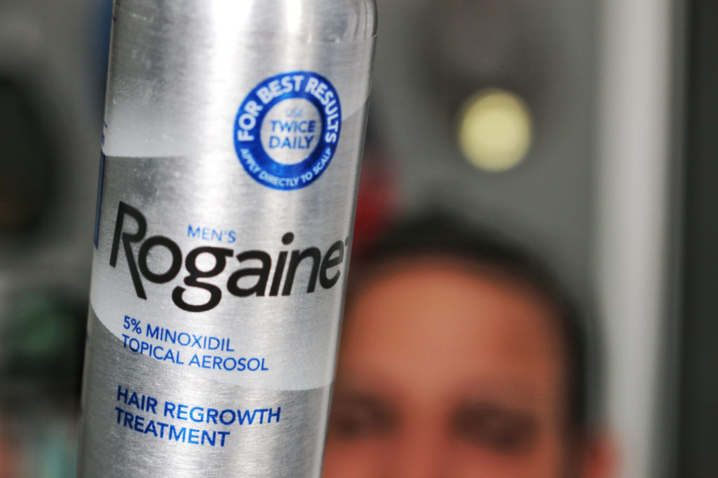 how does rogaine work - dandy in the bronx