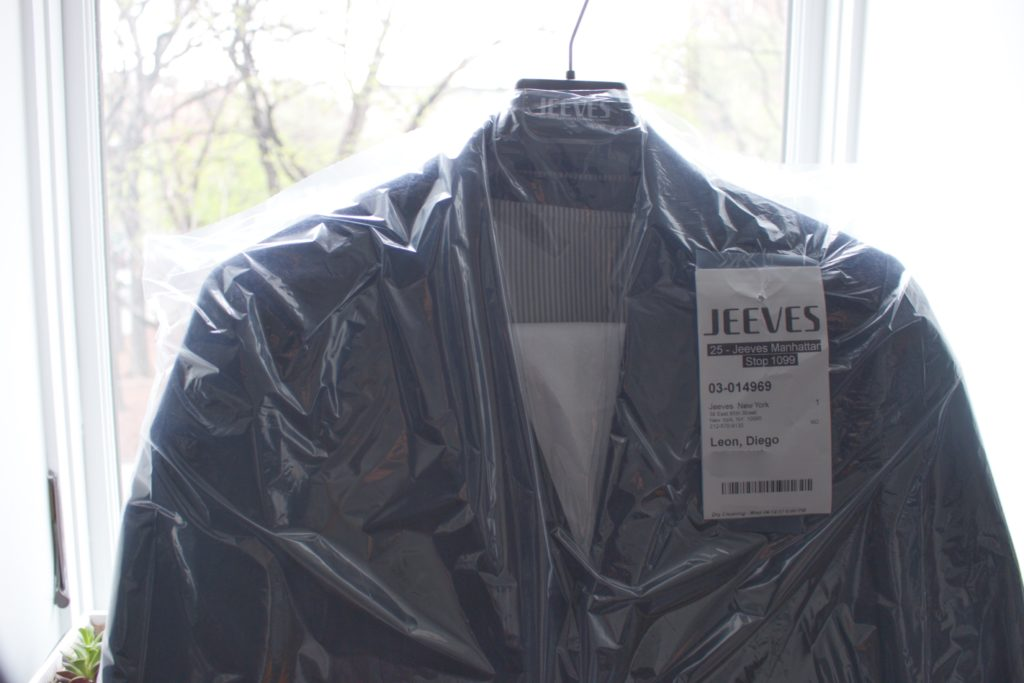 6 TIPS ABOUT DRY CLEANING, JEEVES NYC