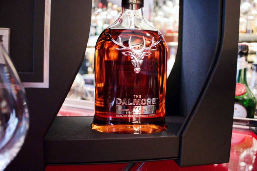 DRINKING $6000 WORTH OF WHISKEY, THE DALMORE
