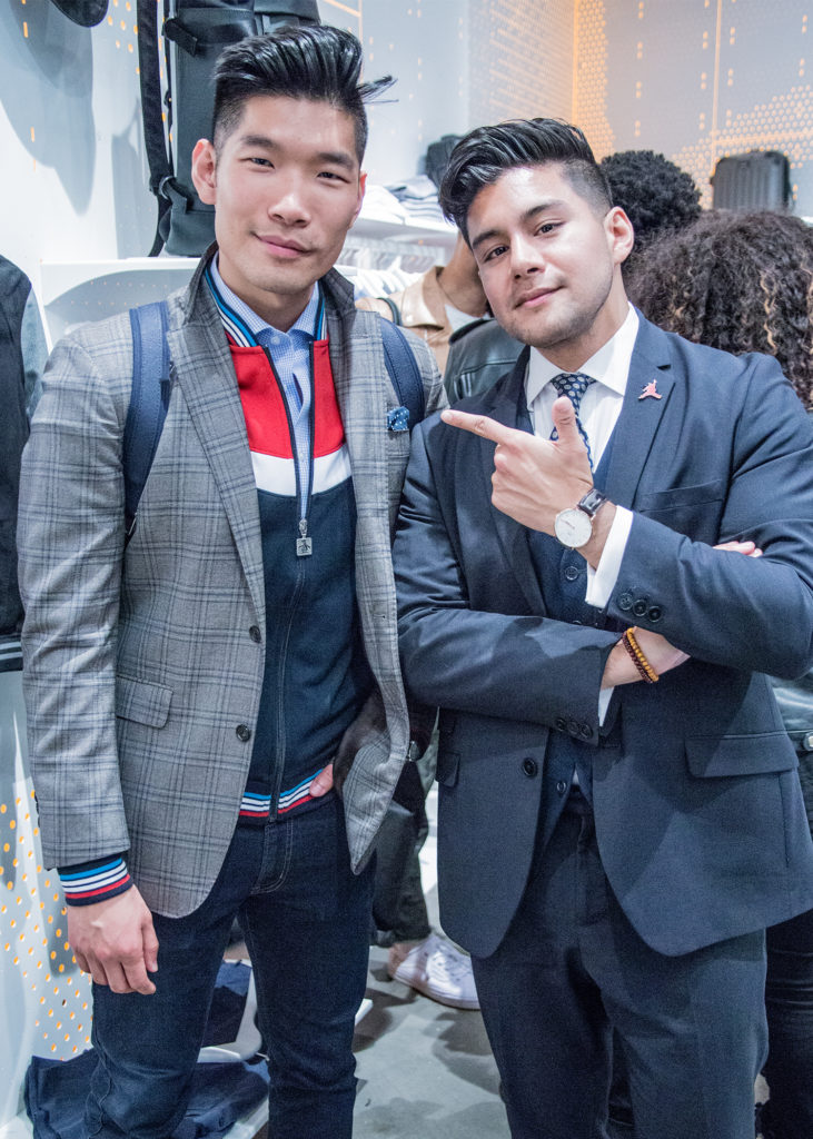 dandy in the bronx and LEVITATE STYLE GQ kennethcole event a_l_officialpage