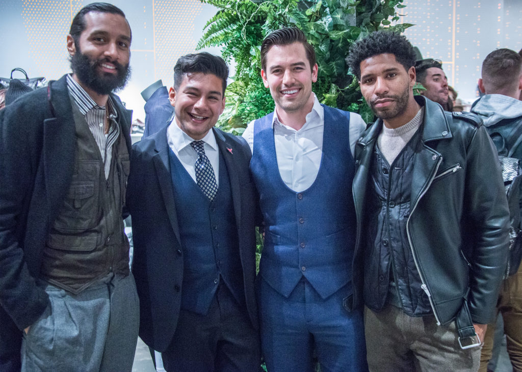 dandy in the bronx and north of man, rob greg,  GQ kennethcole style society guy event a_l_officialpage