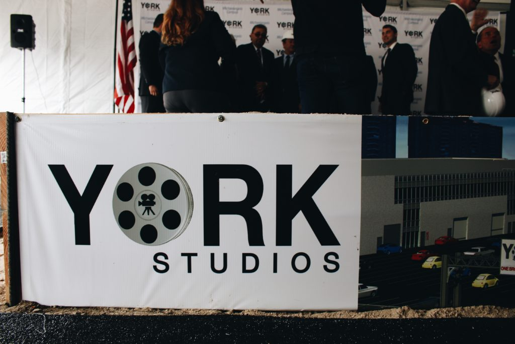 NEW BRONX FILM STUDIO BREAKS GROUND IN SOUNDVIEW