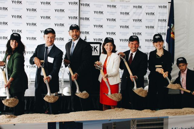 New Bronx film studio breaks ground in Soundview