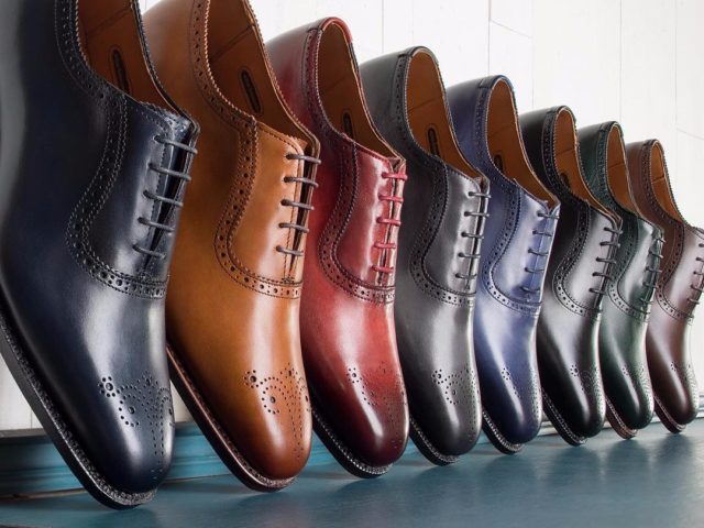 Today, I'll be giving away a pair of Cornwallis' from allen edmonds