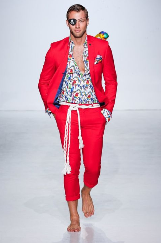 Nick Graham Spring Summer 2018 Menswear