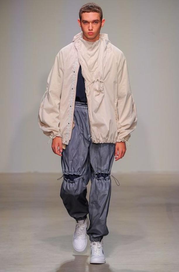 Feng Chen Wang Spring Summer 2018 Menswear