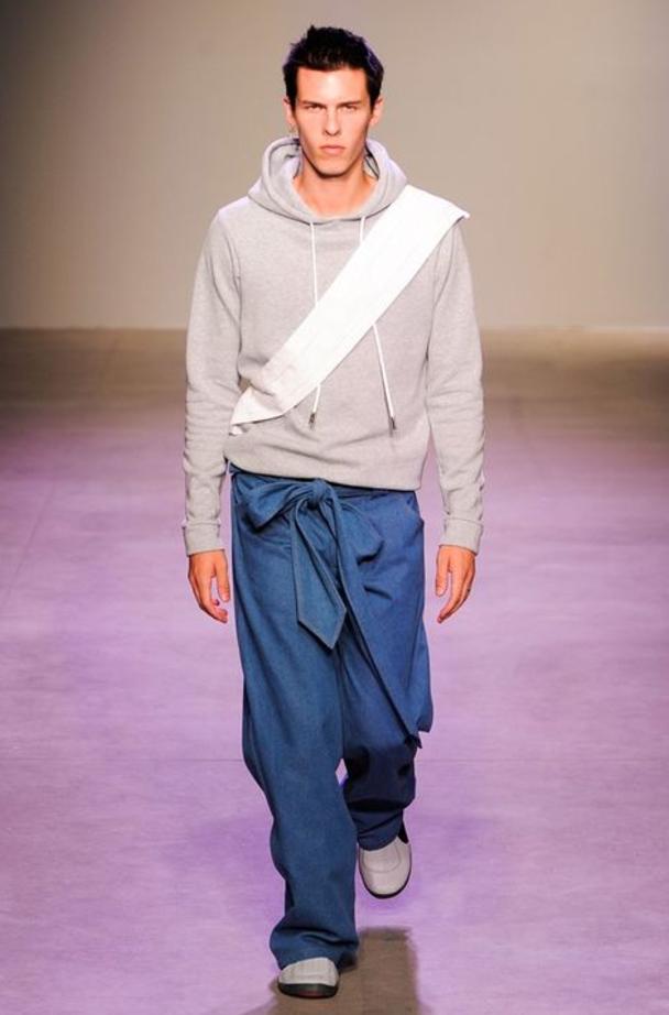 N-p-Elliott Spring Summer 2018 Menswear