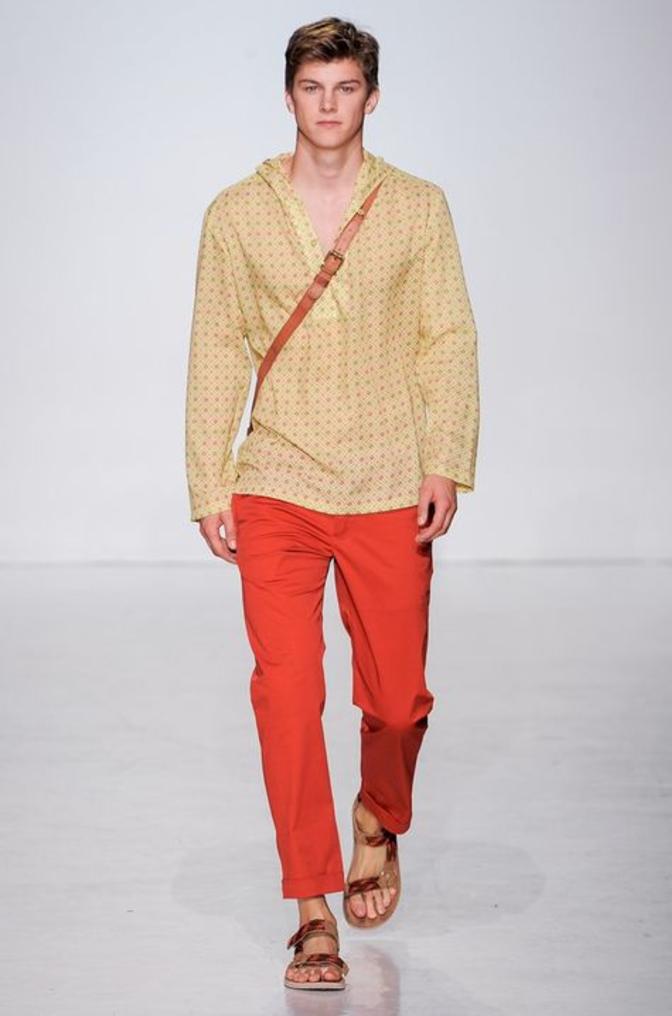 Parke & Ronen Spring Summer 2018 Menswear