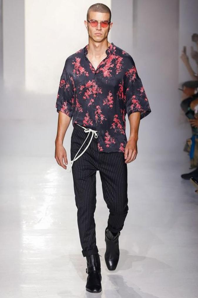 Represent Spring Summer 2018 Menswear