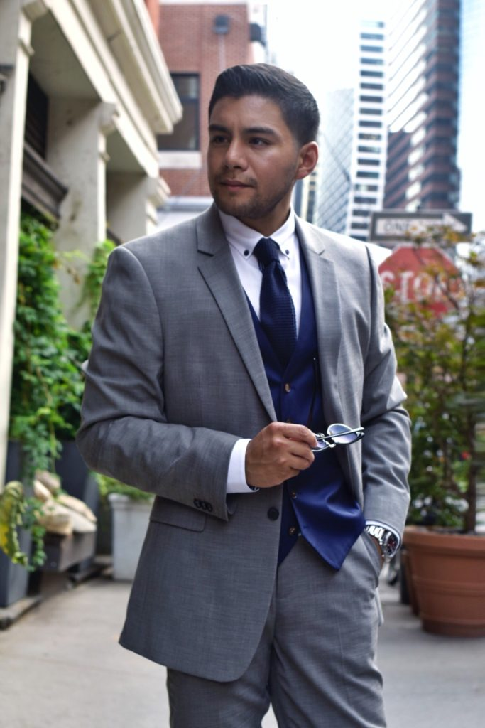dandy in the bronx three piece suit