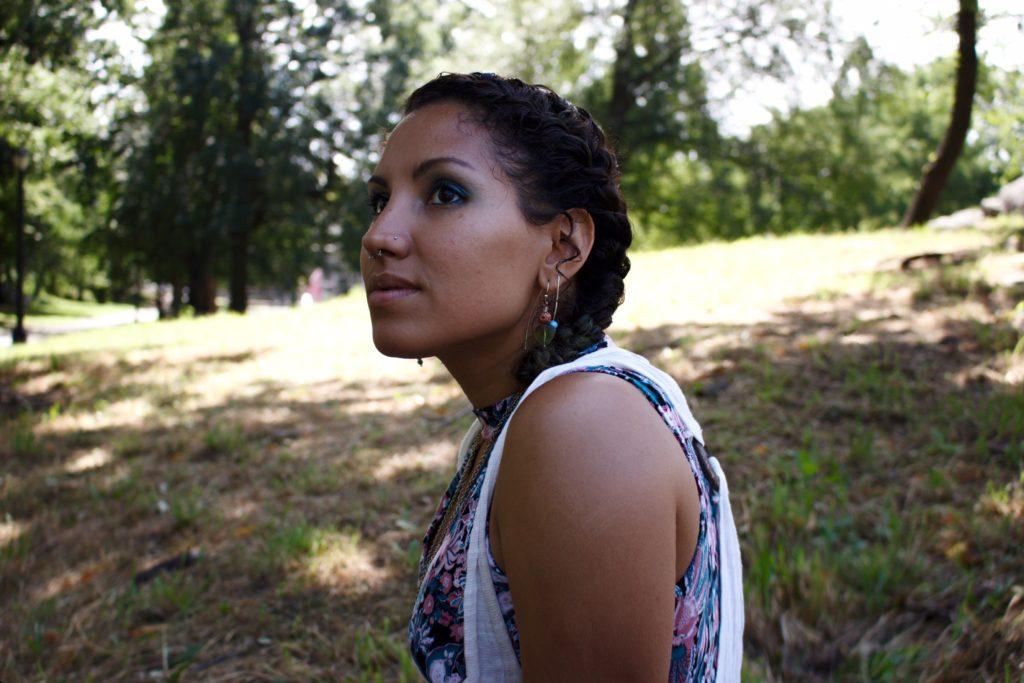 Natalie Caro bronx writer and artist