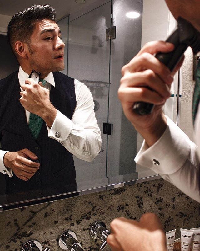 7 GROOMING TIPS FOR TRAVEL Conair Man All-in-1 Trimmer