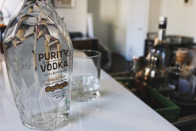 WHAT IS PURITY VODKA - dandy in the bronx