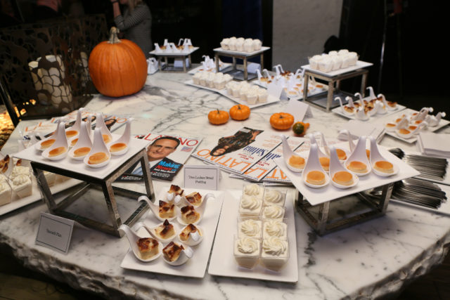 Guests are pictured at the GUSTO New York event presented by LATINO Magazine and the American Egg Board on Thursday, Oct. 26, 2017, in New York City. (Stuart Ramson/AP Images for American Egg Board)