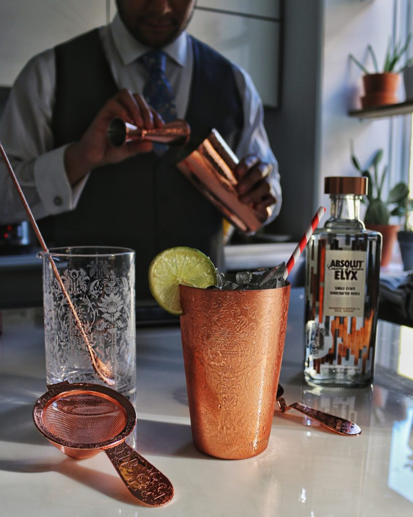 5 WAYS COPPER MAKES A BETTER DRINK - dandy in the bronx