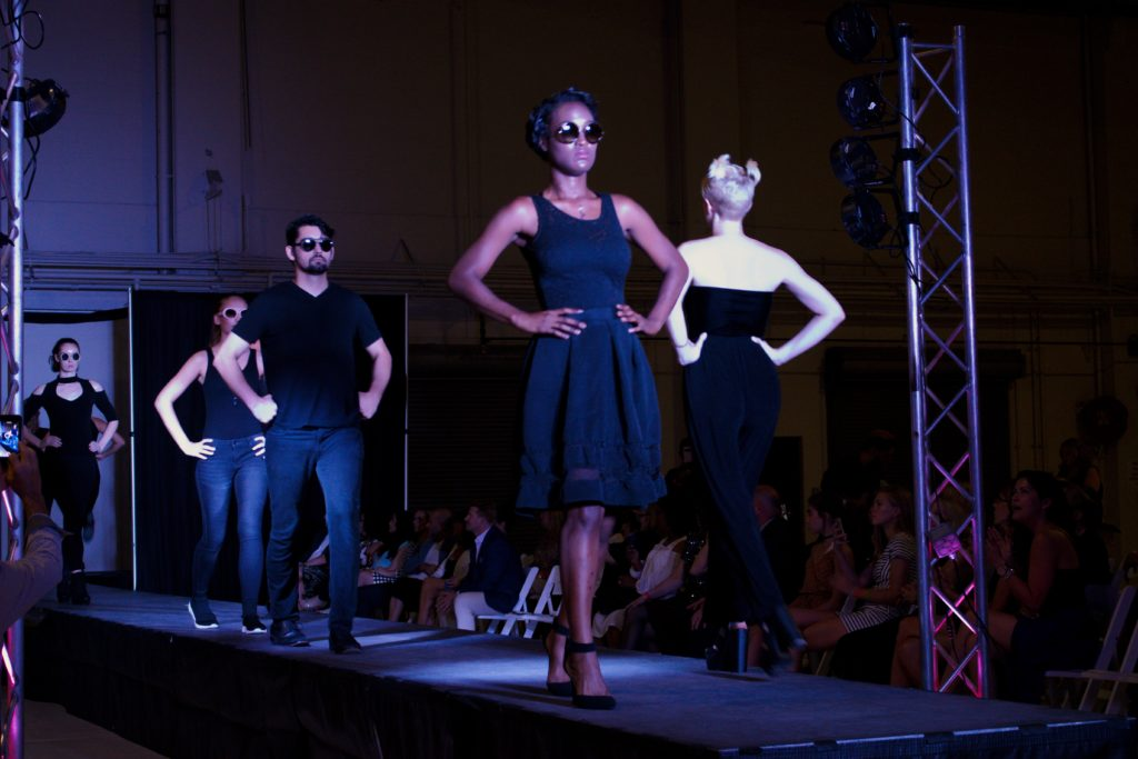 Queen City Fashion Week in buffalo new york 2017 - dandy in the bronx
