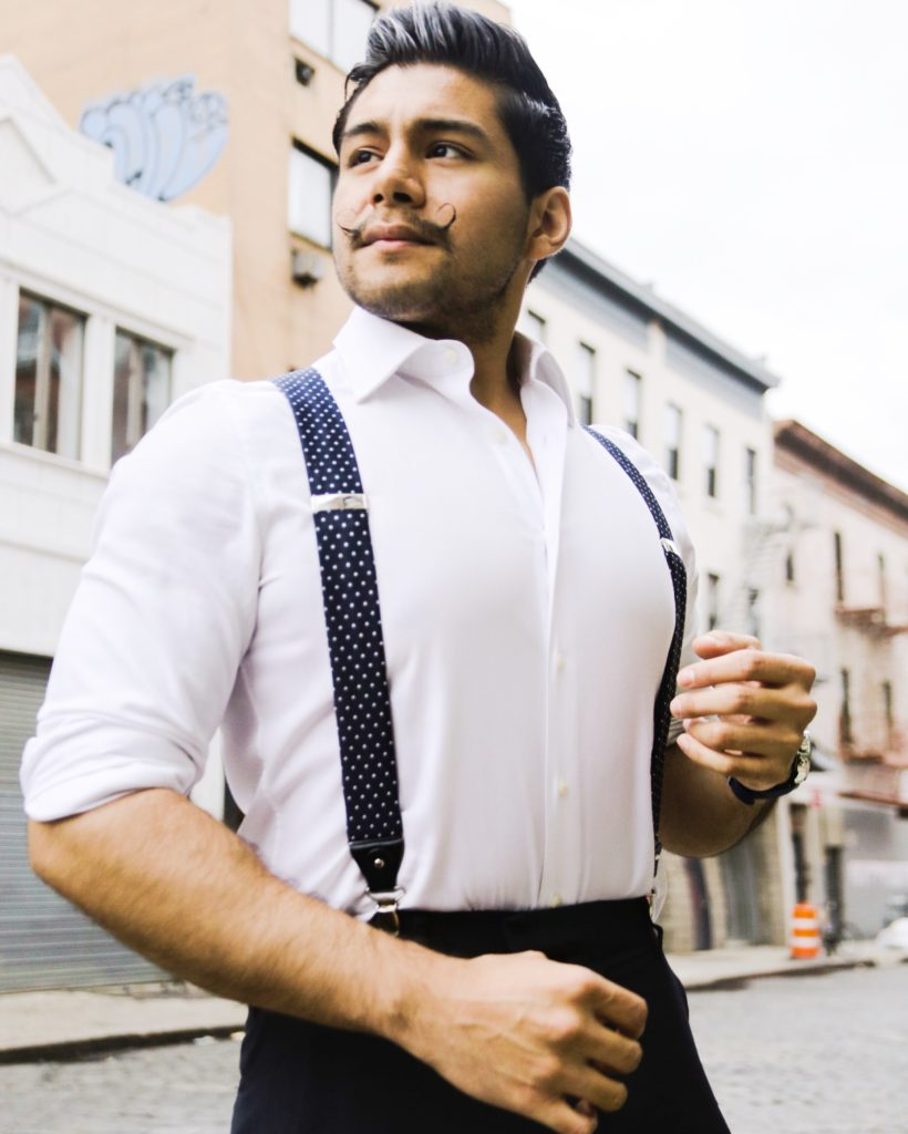 REASONS SUSPENDERS ARE BETTER THAN BELTS -how to wear suspenders - Dandy in the bronx