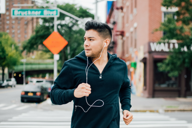 GRAND AC RUN WALK CHALLENGE - dandy in the bronx - fitness menswear