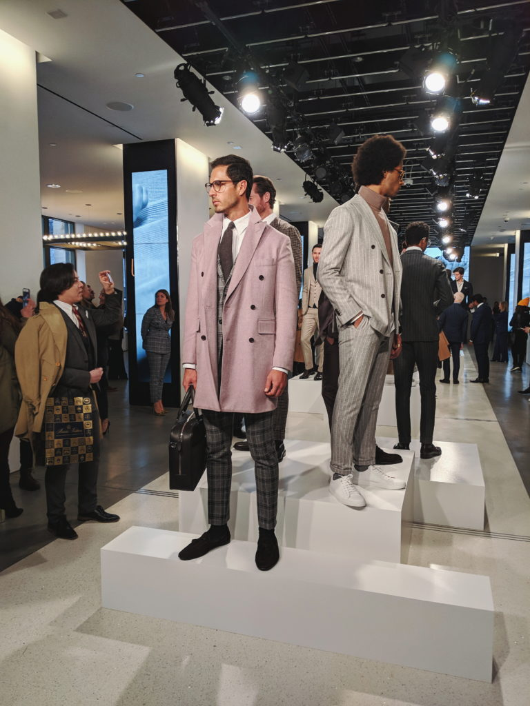 Suitsupply FW18 Collection - First Preview NYFWM - new york fashion week men - dandy in the bronx