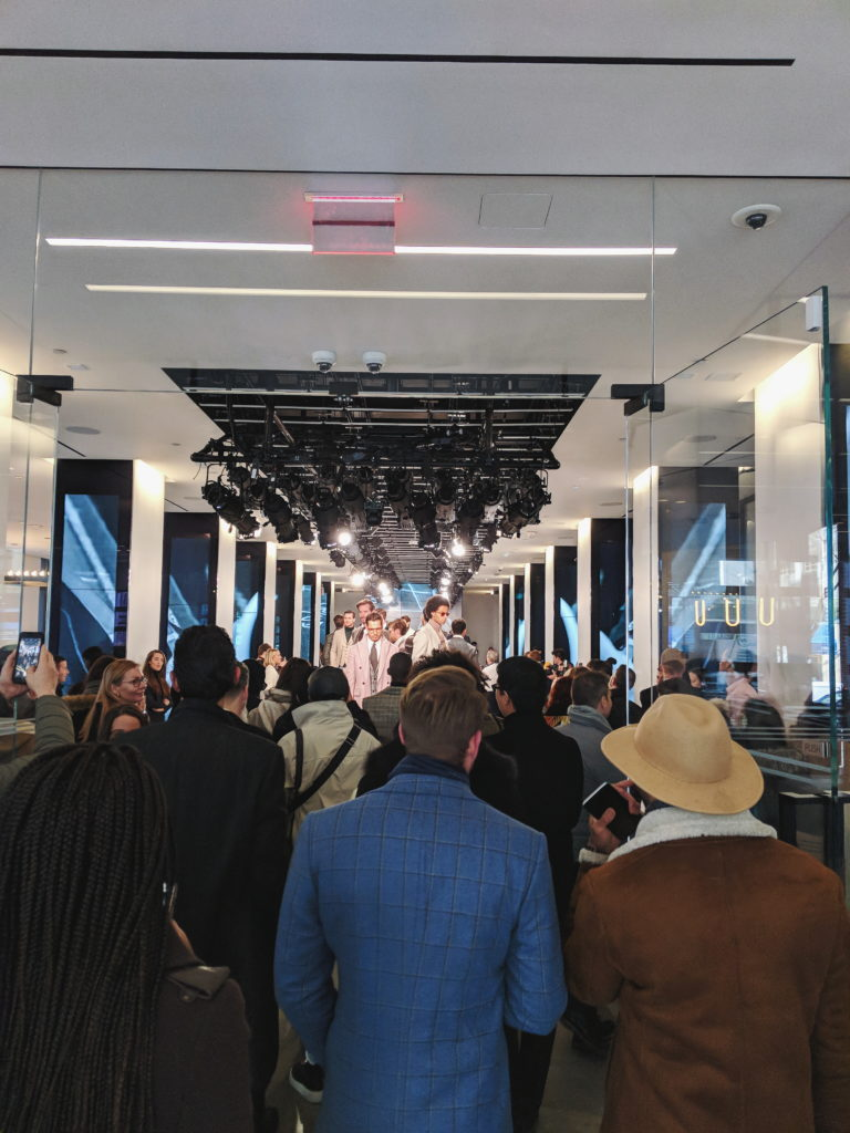 NYFWM - new york fashion week men - dandy in the bronx