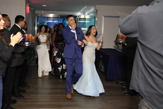 TLC SAY YES TO THE PROM  - NYC WINTER PROM EVENT on February 15, 2018 in New York City.