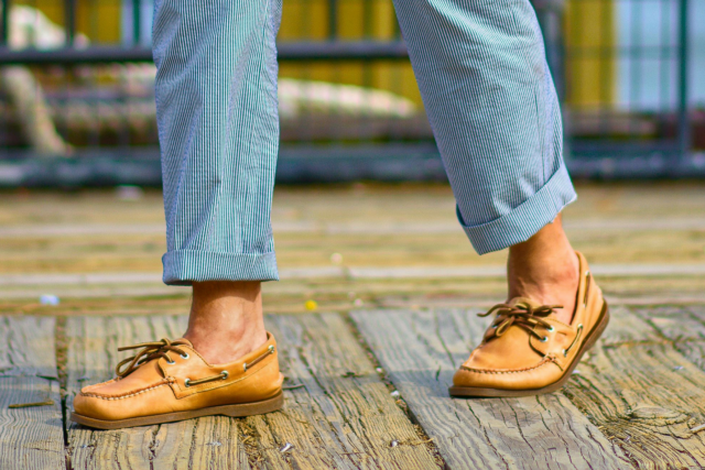 nautical-style-summer-inspiration-sperry-boat-shoes - dandy in the bronx